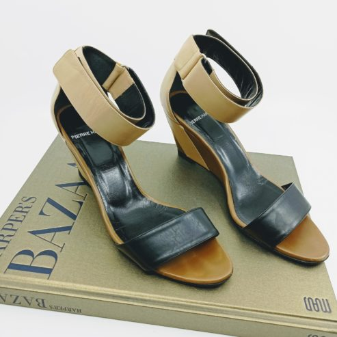 P-Hardy-wedges
